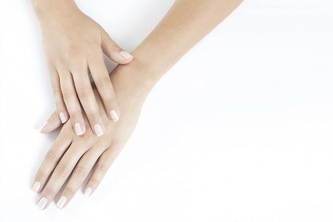 #Manicure at Baettig Hands and Nails at Baettig