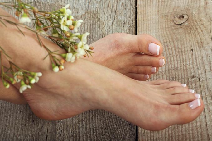 Pedicure Baettig Beautiful Feet
