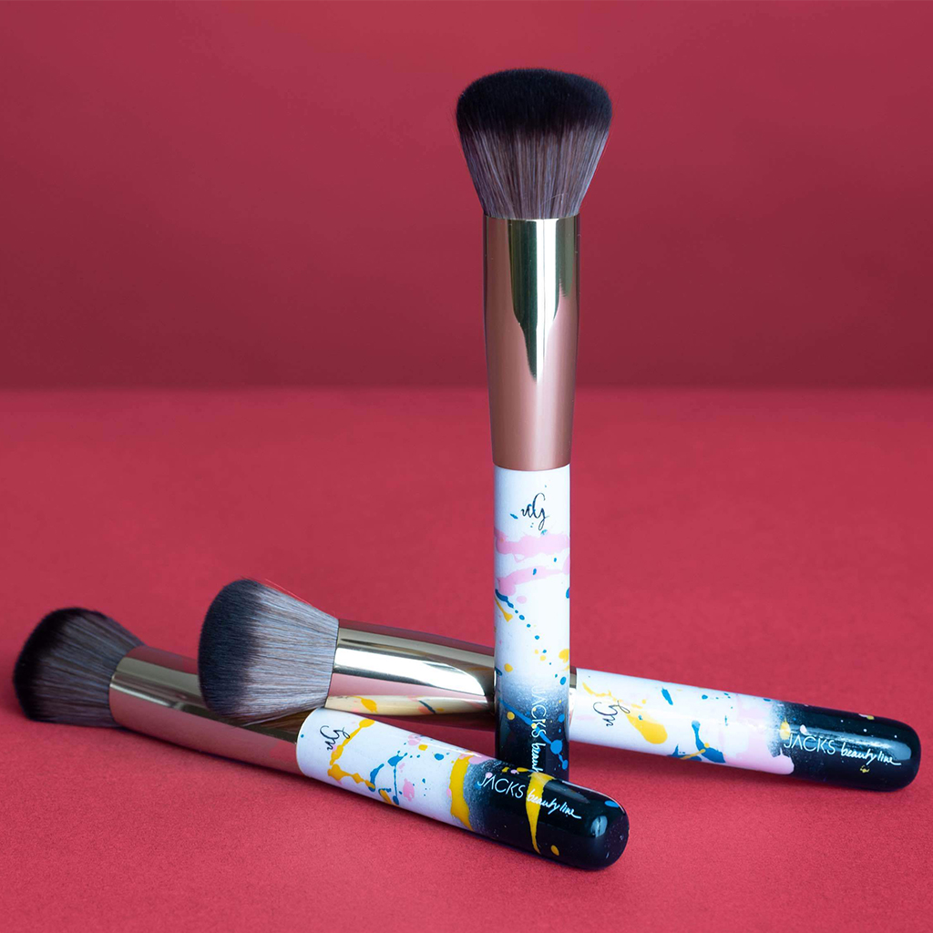 und Gretel - organic makeup - foundation brush