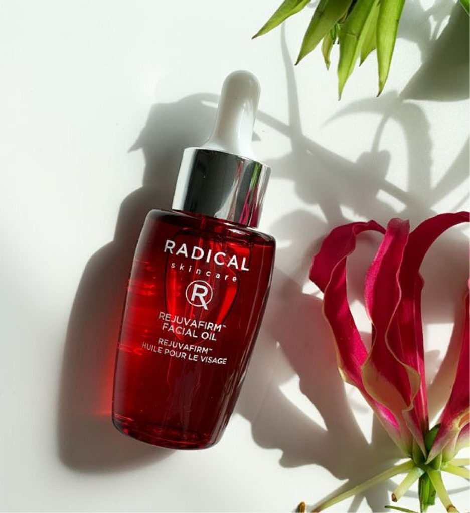 RADICAL CBD OIL Rejuvafirm Facial Oil