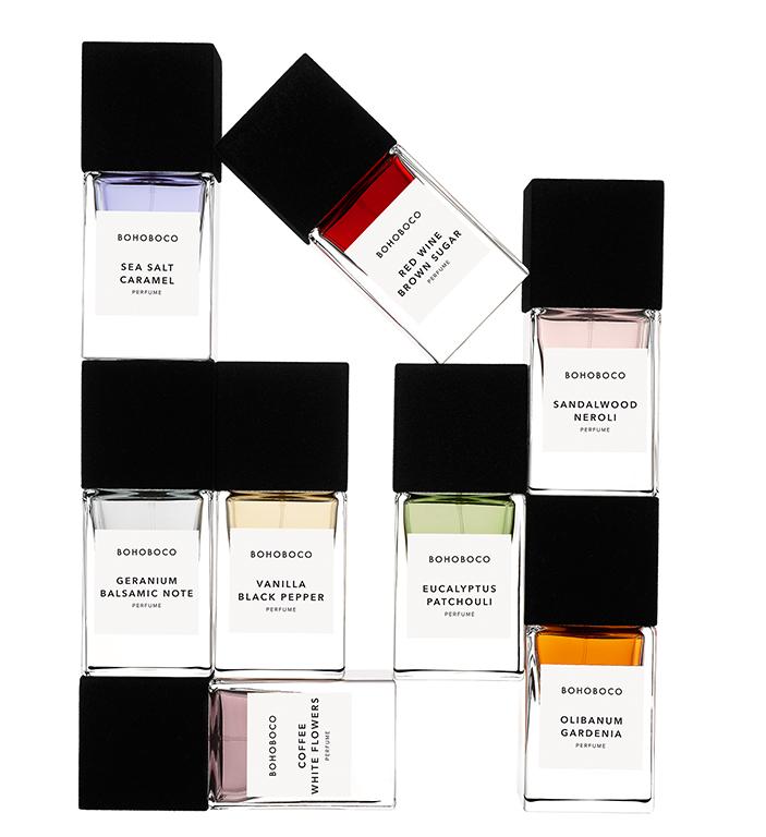 BohoBoco Parfums Linie